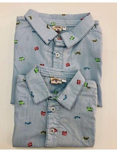 Camisas niño de 6 a 36 meses