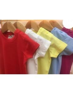 Camisetas básicas de bebé
