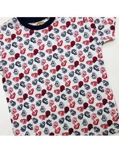 Camiseta niño 100% algodón. De 6 a 14...