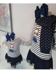 Vestido niña 6 meses a 5 años