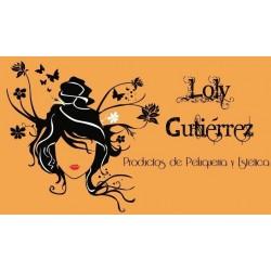 Productos de Peluquería Loly Gutiérrez