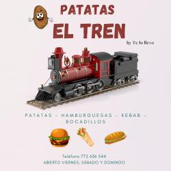 Patatas El Tren by Te lo llevo